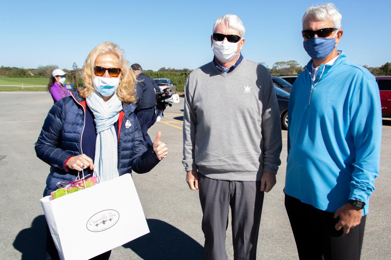 Ann with Gene Kaskiw and Dan Infanti