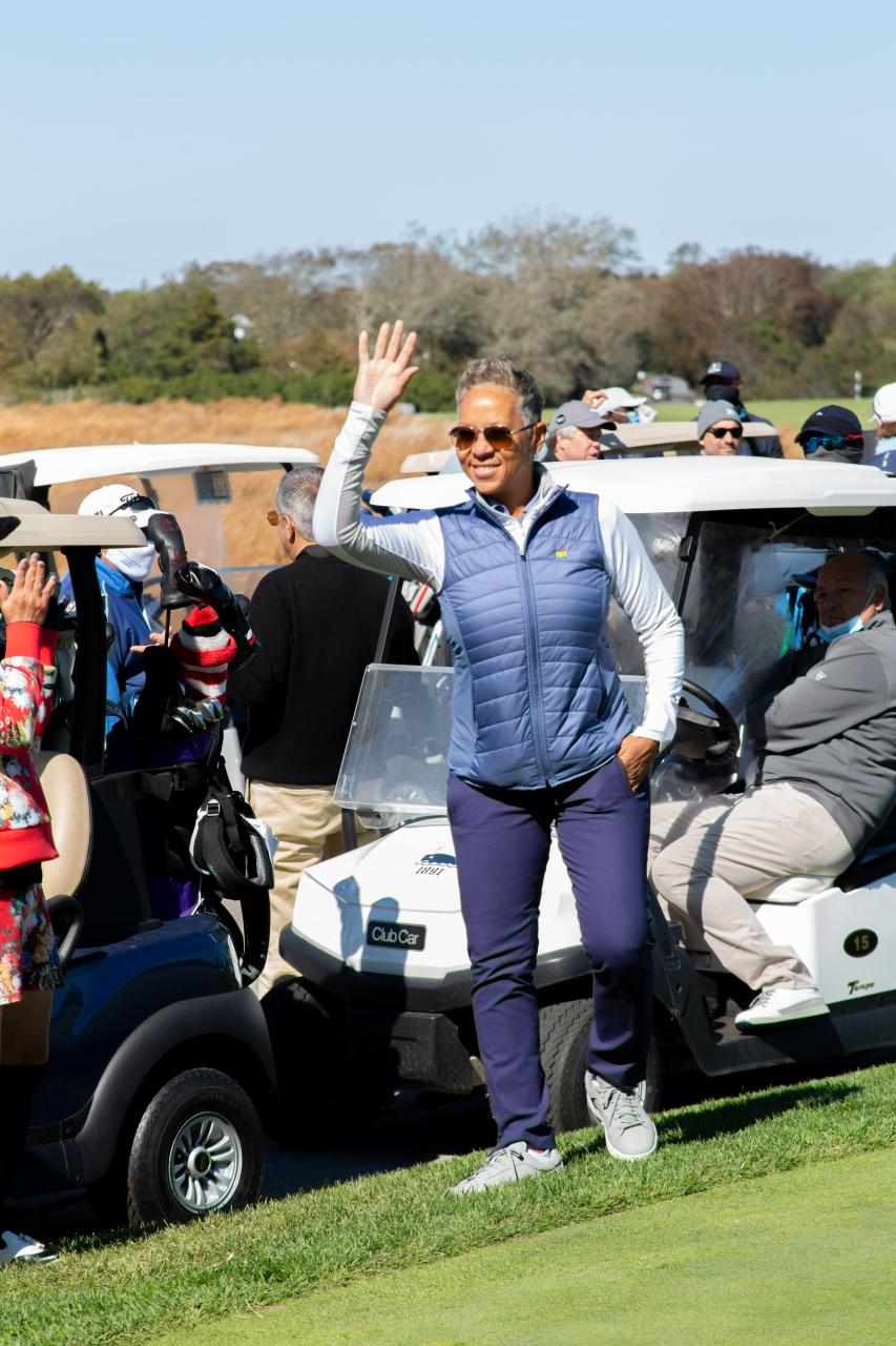 Katrina Adams, former tennis star and past President, USTA