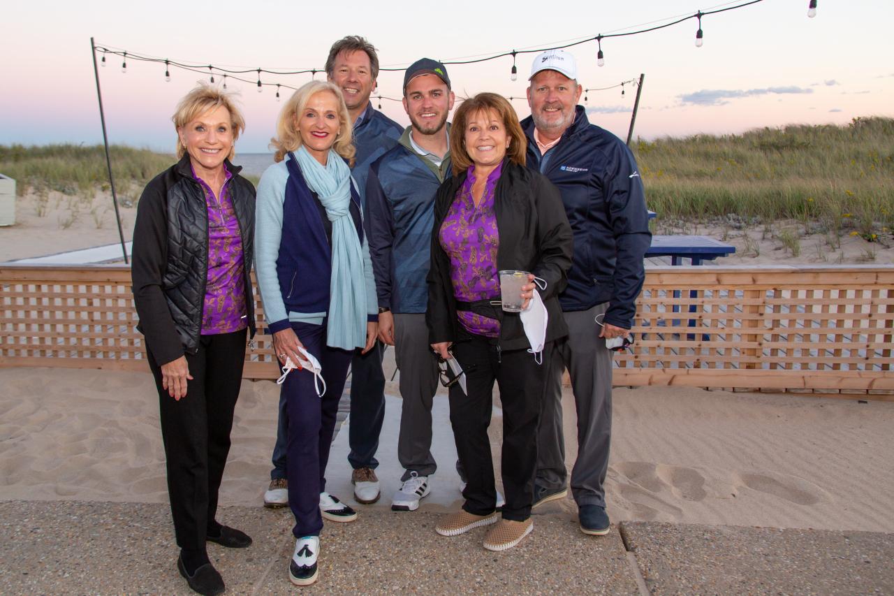 Patricia Vallary, Ann Liguori, Scott Vallary, Christian Skidgel, Jean Skidgel and Steve Skidgel
