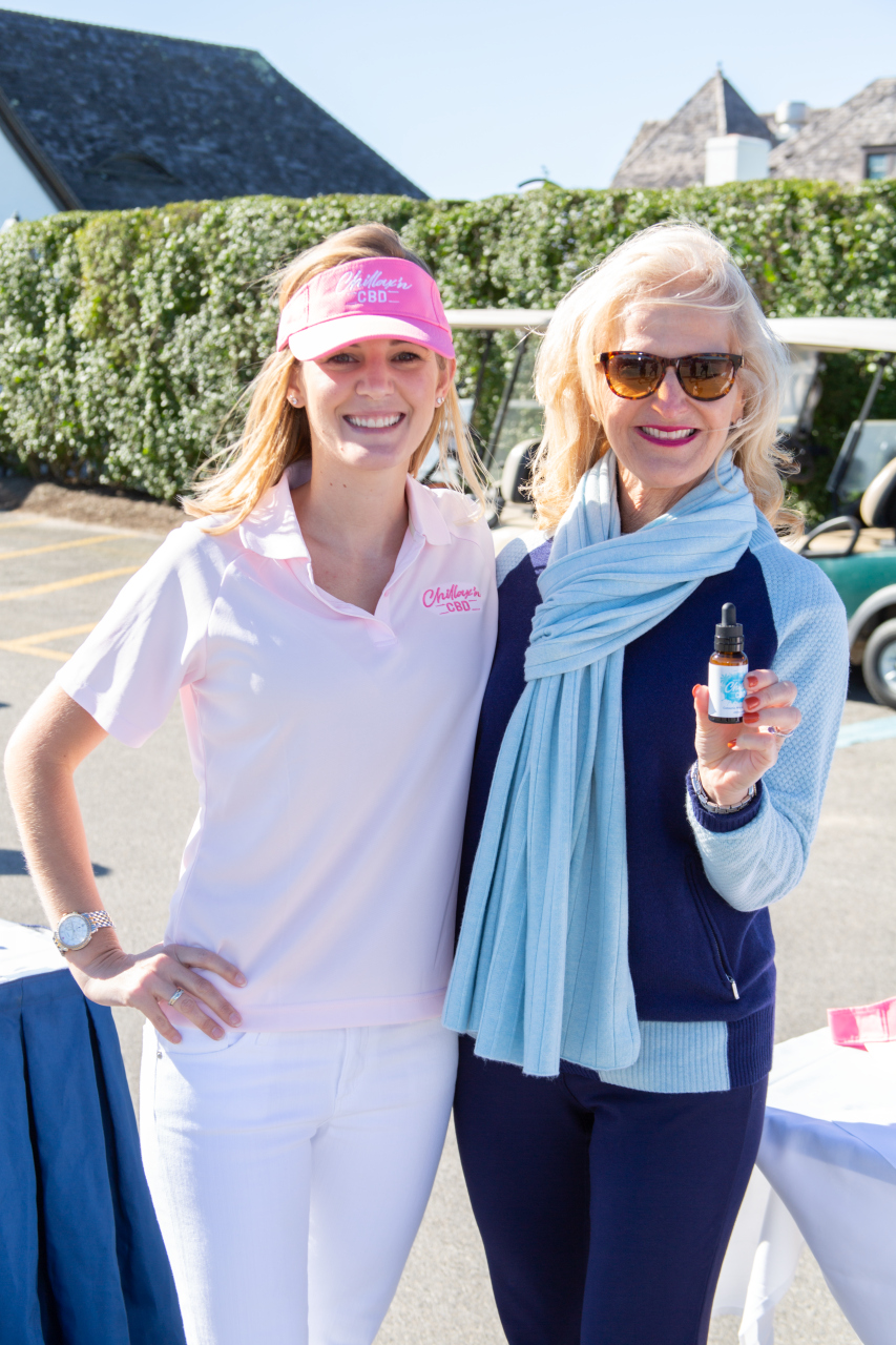 Erin Meagher of Chillax'n with Ann